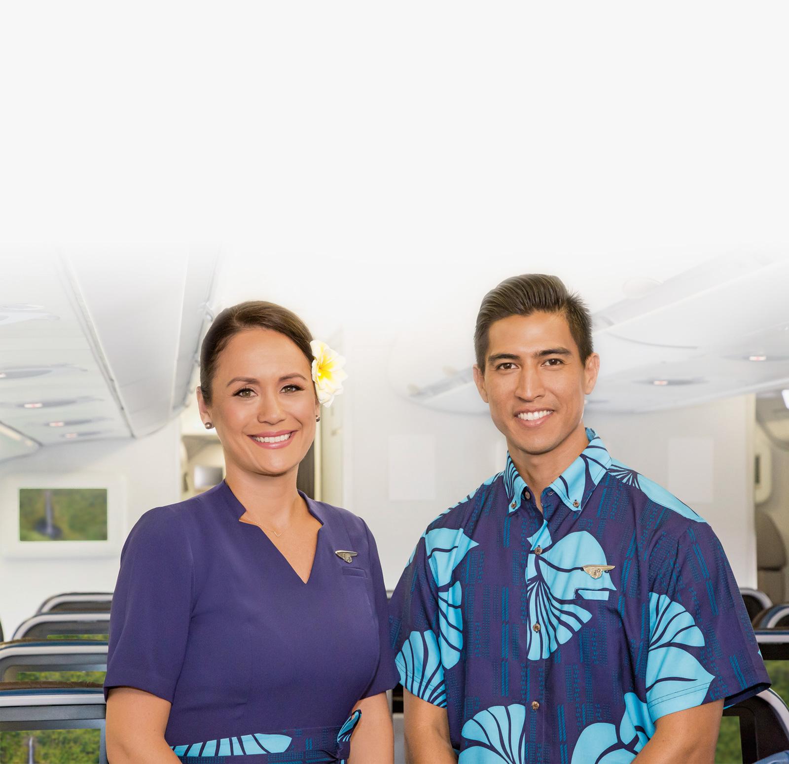 Careers: Flight Attendants | Hawaiian Airlines
