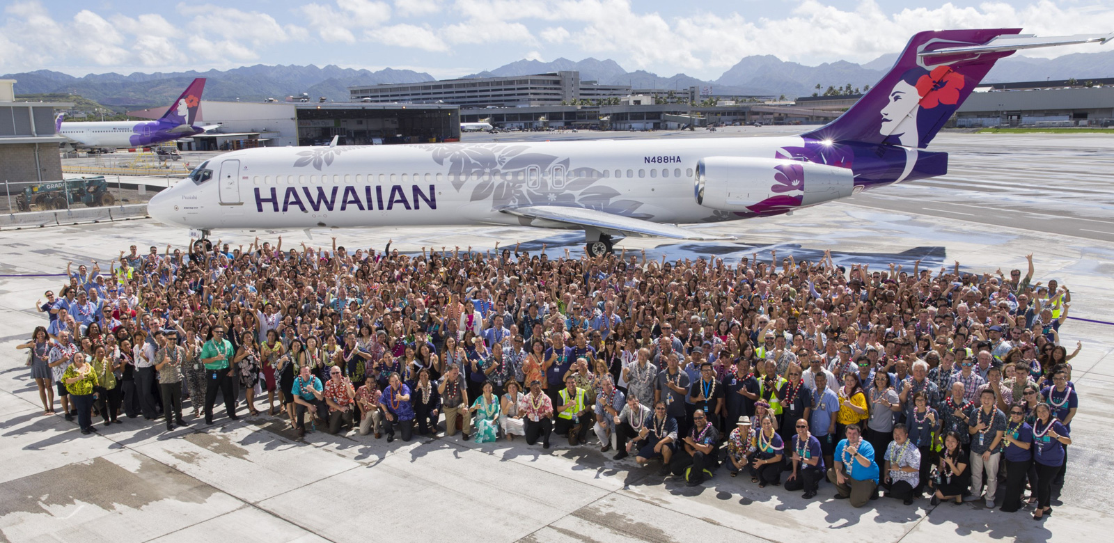 Hawaiian Airlines Is An Equal Opportunity Employer