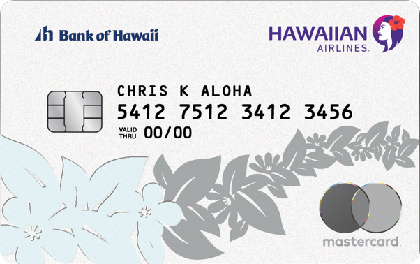 hawaiian airlines credit card customer service