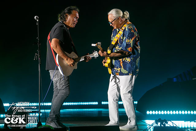 henry kapono and brother noland