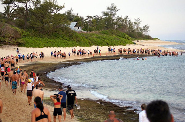 north shore triathlon