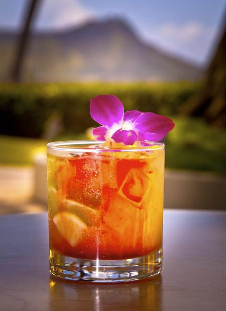 Island Inspired Cocktails Hawaiian Airlines