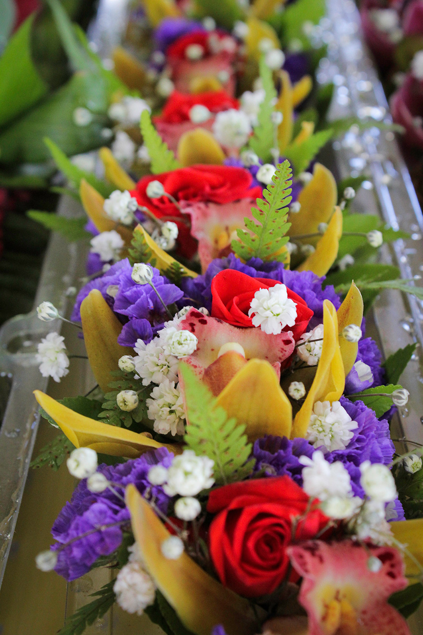 Honoring hawaiis lei on may day hawaiian airlines just as important as the making and donning of lei is the treatment of ones lei at a day or when a performance is over a lei should never be thrown in izmirmasajfo
