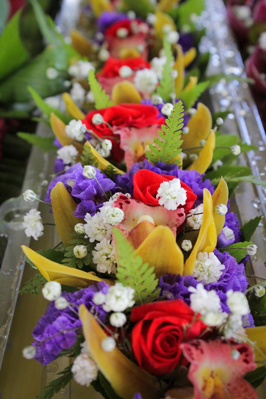 Honoring Hawaiis Lei On May Day