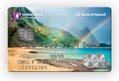 Hawaiian Airlines World Elite MasterCard