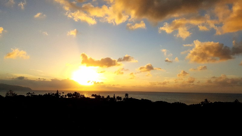 Haleiwa-sunset