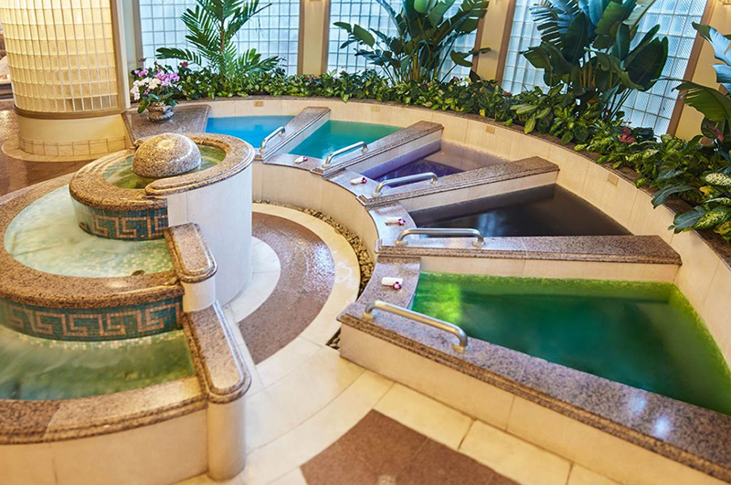 Spa Grande at Grand Wailea Resort