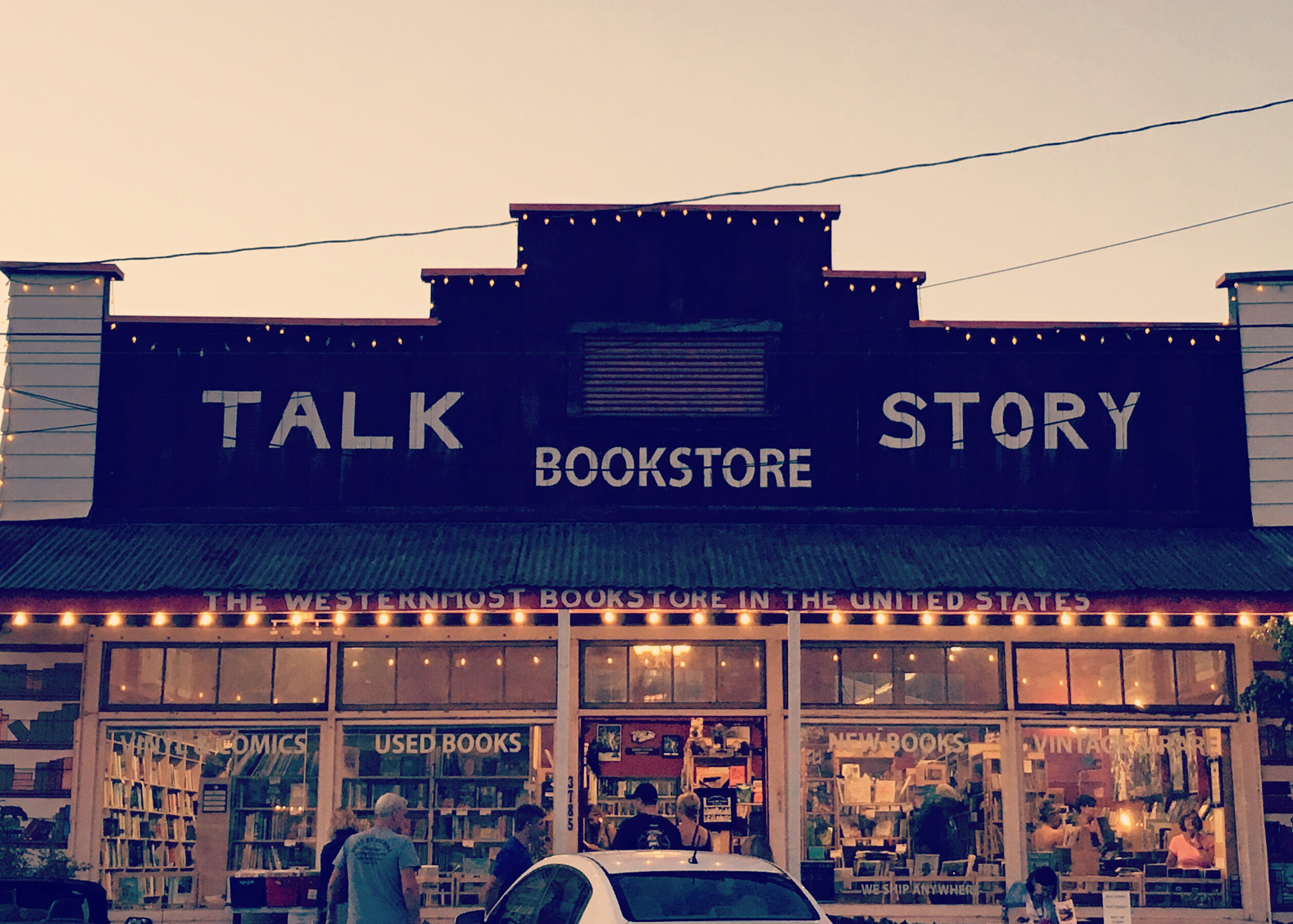 Talk Story Book Store