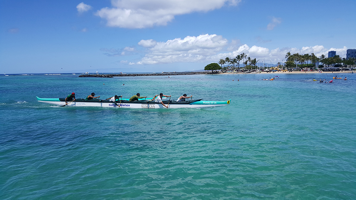 Photo 4 HA Molokai Paddling