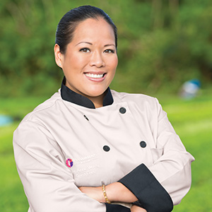 Chef Lee Anne Wong | Hawaiian Airlines