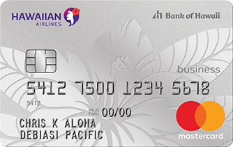 Barclays hawaiian airlines business card best business cards for Barclay business card